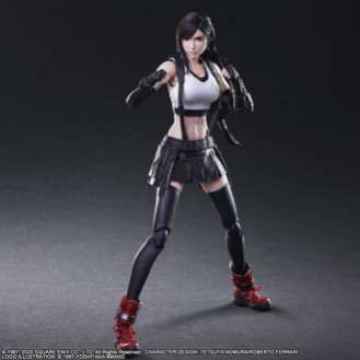 Final Fantasy VII Remake Figure Tifa (5)