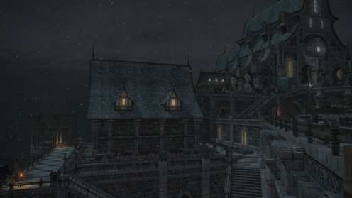 Final Fantasy XIV Ishgard Housing (1)