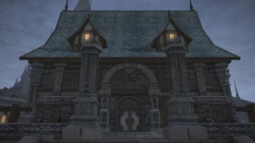 Final Fantasy XIV Ishgard Housing (16)