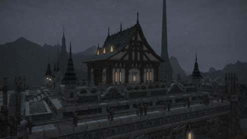 Final Fantasy XIV Ishgard Housing (2)