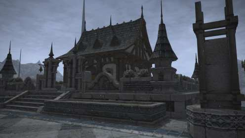 Final Fantasy XIV Ishgard Housing (21)