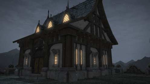 Final Fantasy XIV Ishgard Housing (7)