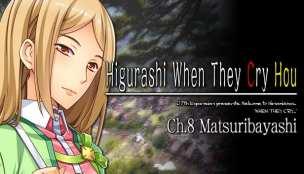 Higurashi When They Cry Hou - Ch.8 Matsuribayashi
