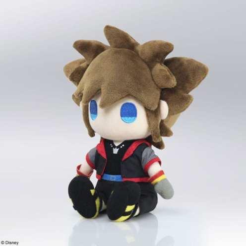Kingdom Hearts III Plush (2)
