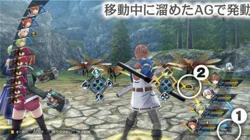 Legend of Heroes Hajimari no Kiseki (3)