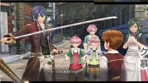 Legend of Heroes Hajimari no Kiseki (7)