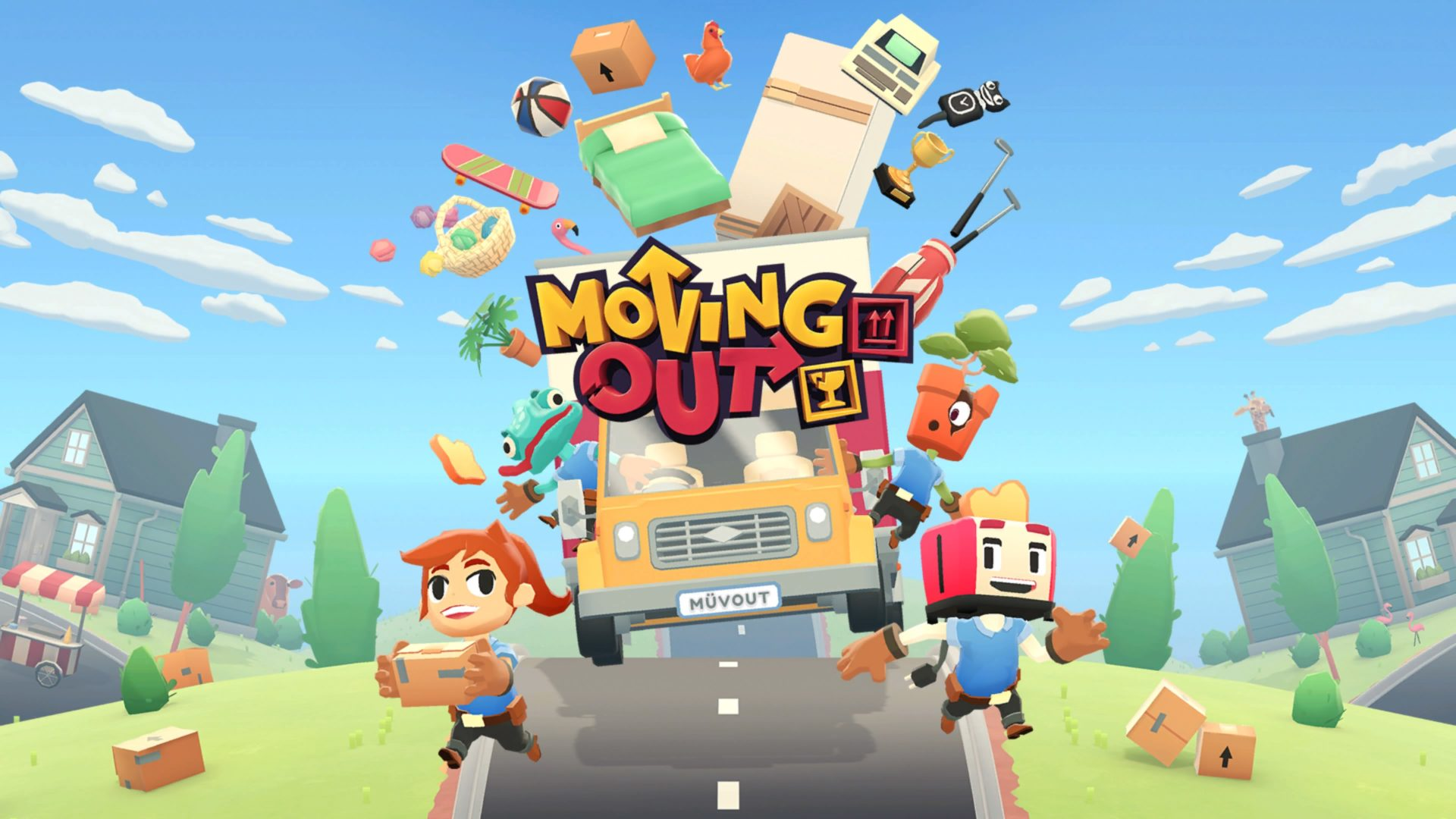 Moving Out Critic Review