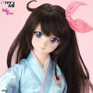 Sakura Wars Doll (5)