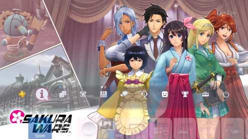 Sakura Wars Themes (4)