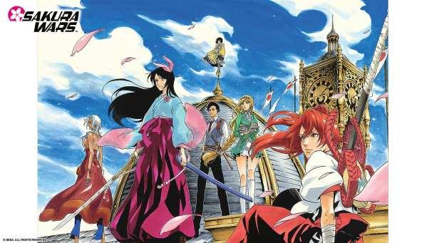Sakura Wars Wallpaper (1)