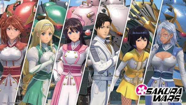 Sakura Wars Wallpaper (7)