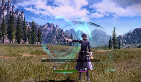 Sword Art Online Alicization Lycoris (32)