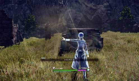 Sword Art Online Alicization Lycoris (33)