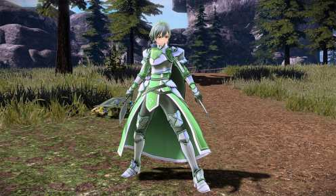 Sword Art Online Alicization Lycoris (38)