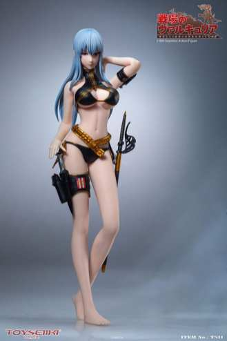Valkyria Chronicles Selvaria Figure (3)