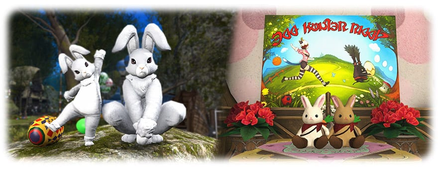 easter events video games