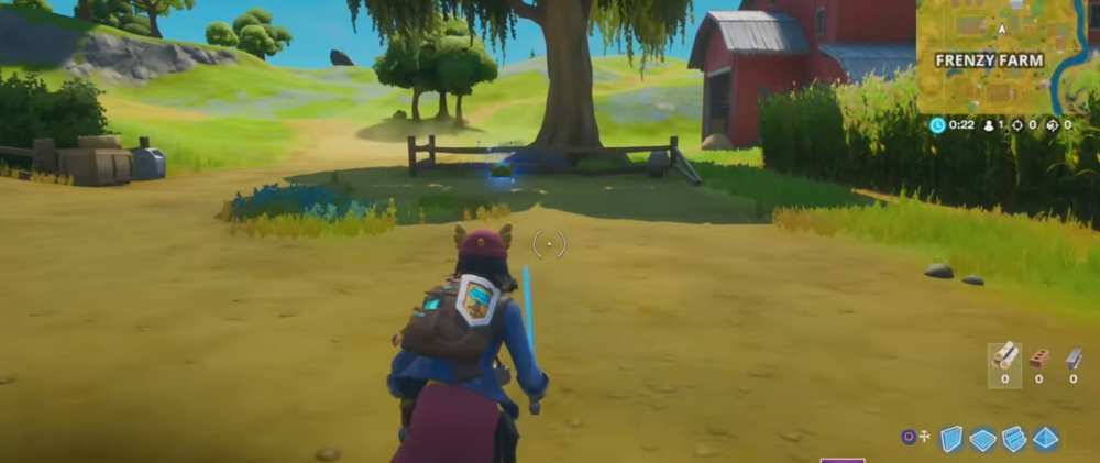 fortnite ghost ollie location