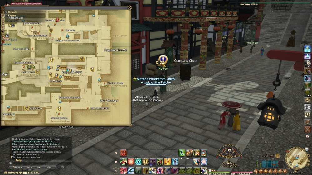 ffxiv, relic weapon, save the queen