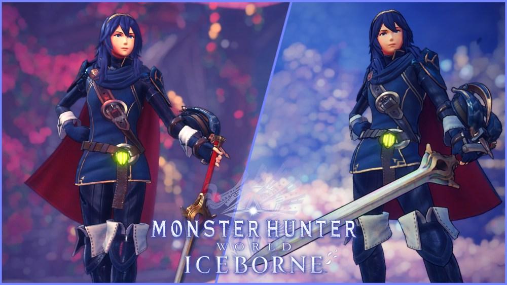 monster hunter mods