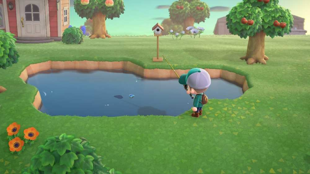 Animal Crossing New Horizons Catfish Pond