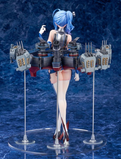Azur Lane Figures (6)