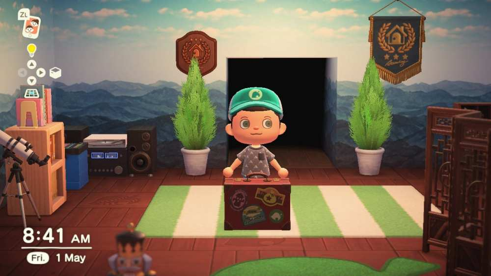 Animal Crossing New Horizons Rover's Briefcase
