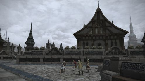 Final Fantasy XIV Ishgardian Restoration (9)