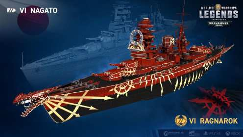 World of Warships Warhammer 40k (6)