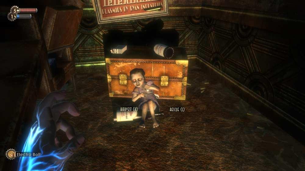 Worst Escot Missions - BioShock
