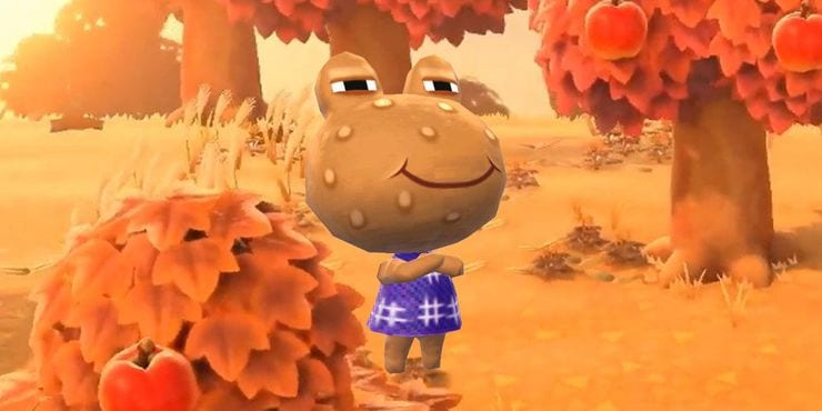 animal crossing new horizons cranky personality villagers