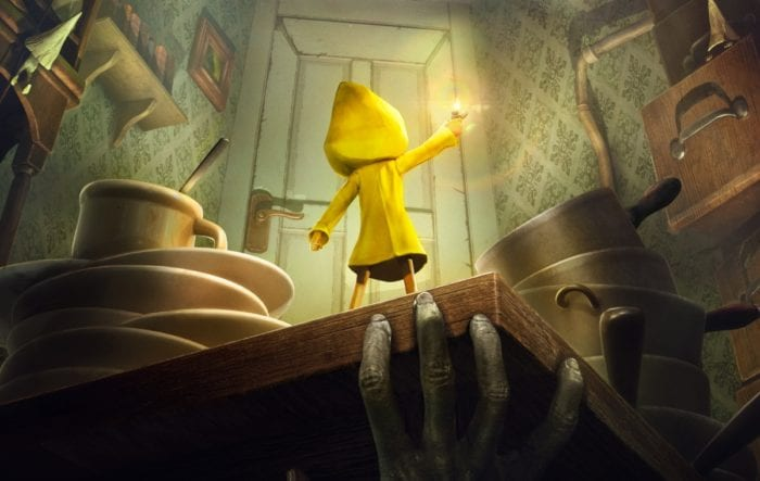 little nightmares, psn halloween sale