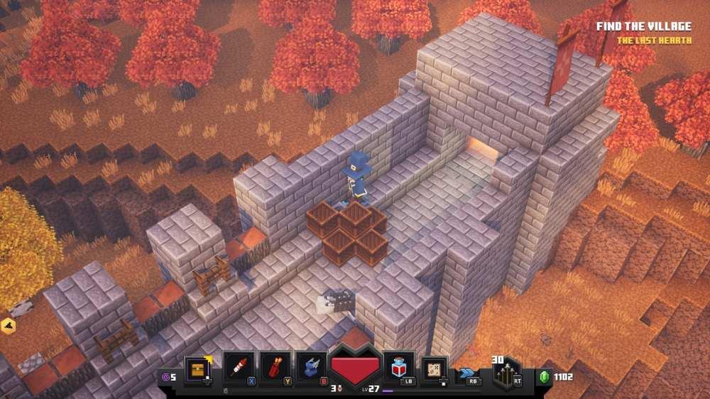 minecraft dungeons rune locations