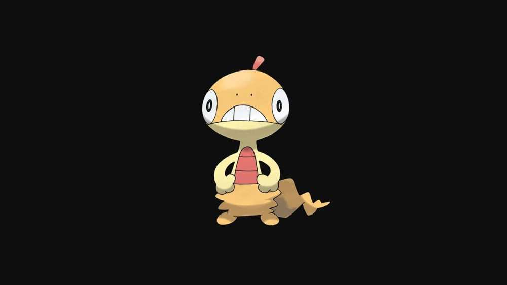 scraggy pokemon go