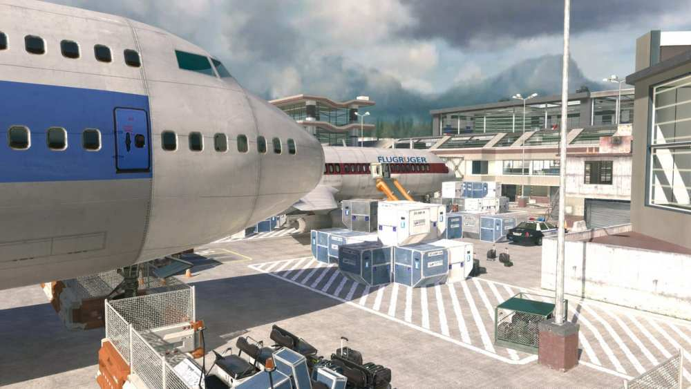terminal, iconic call of duty maps