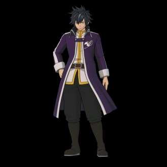 Gray - Grand Magic Games Team Costume