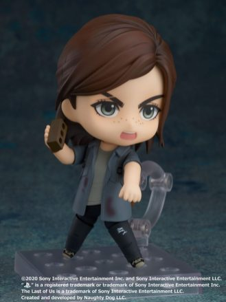 Last of Us Part II Nendoroid Ellie (3)