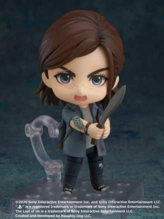 Last of Us Part II Nendoroid Ellie (4)
