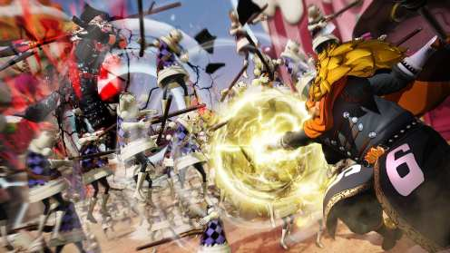 One Piece Pirate Warriors 4 (5)