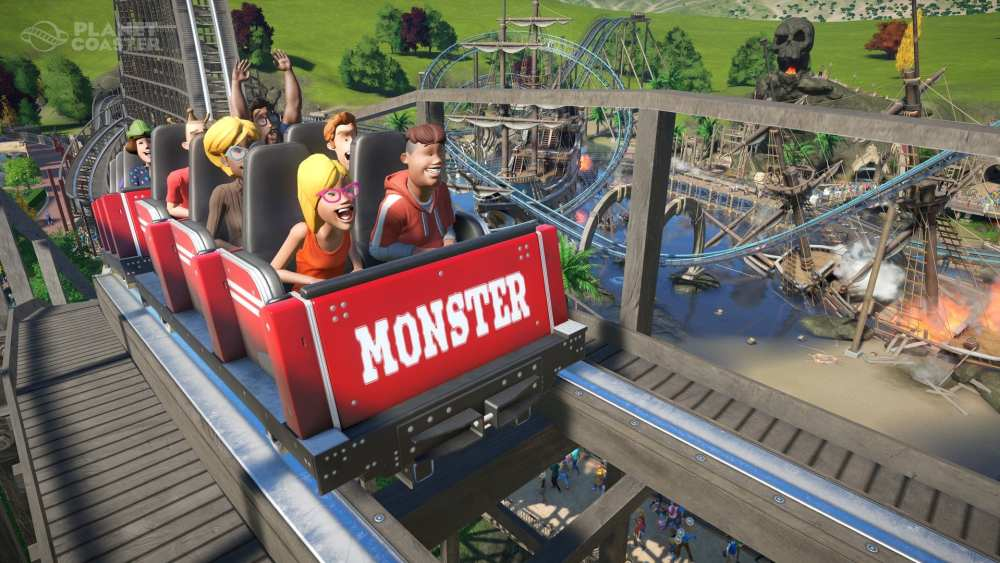 Planet Coaster, Best Steam Summer Sale 2020 Deals