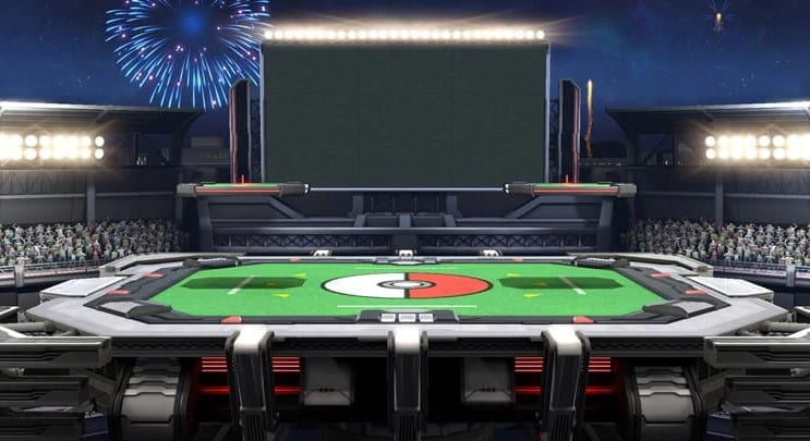 Pokemon Stadium (Melee, Brawl, Ultimate)