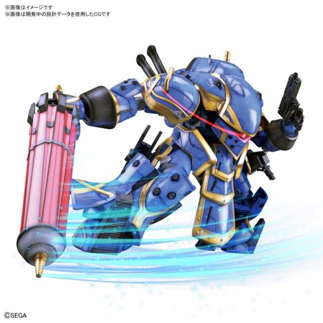 Sakura Wars figure (1)