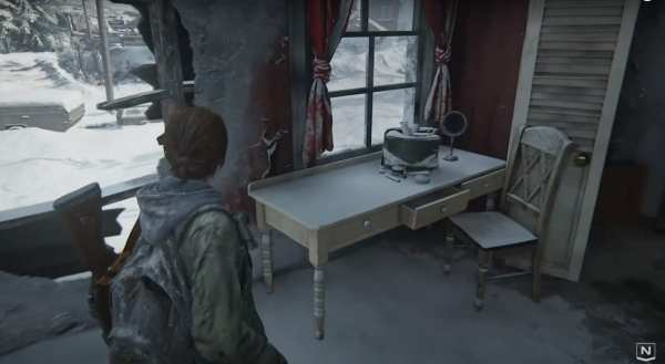 trading card locations the last of us 2