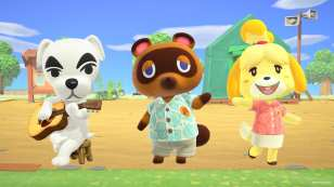 animal crossing, characters