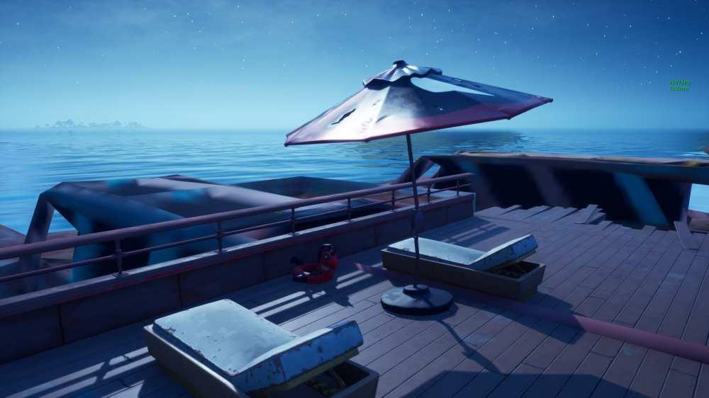 fortnite deadpool floaty location