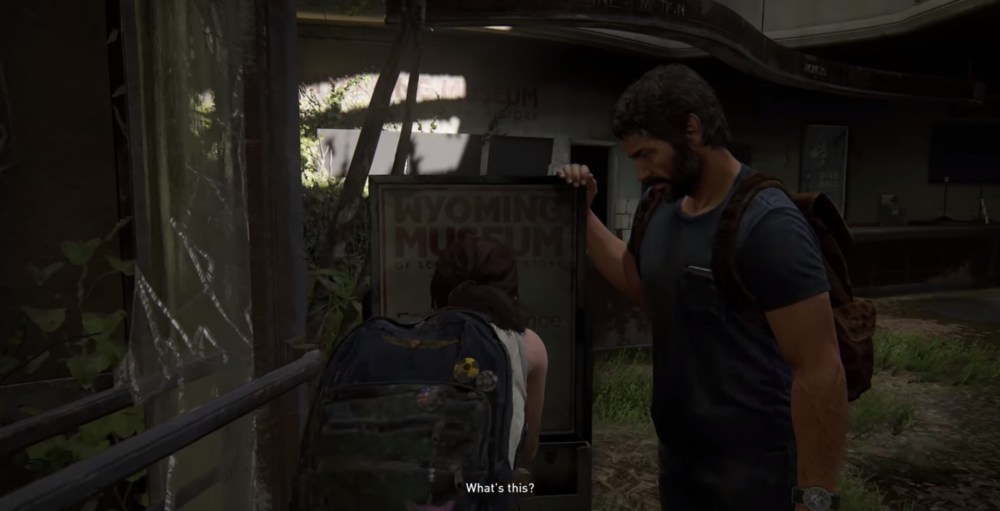 last of us 2 looks good on you trophy