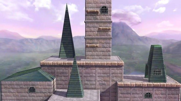 Hyrule Castle (64, 3DS, Wii U, Ultimate)