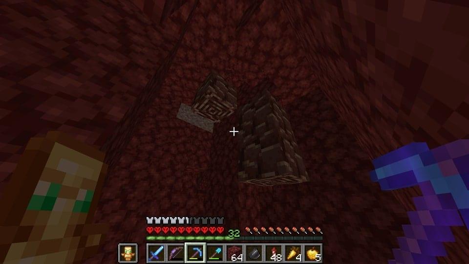 how to get netherite armor in minecraft, minecraft ancient debris