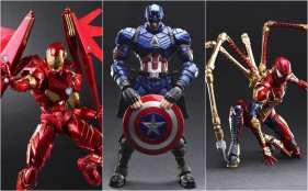 marvel figures, tetsuya nomura, kingdom hearts, preorder