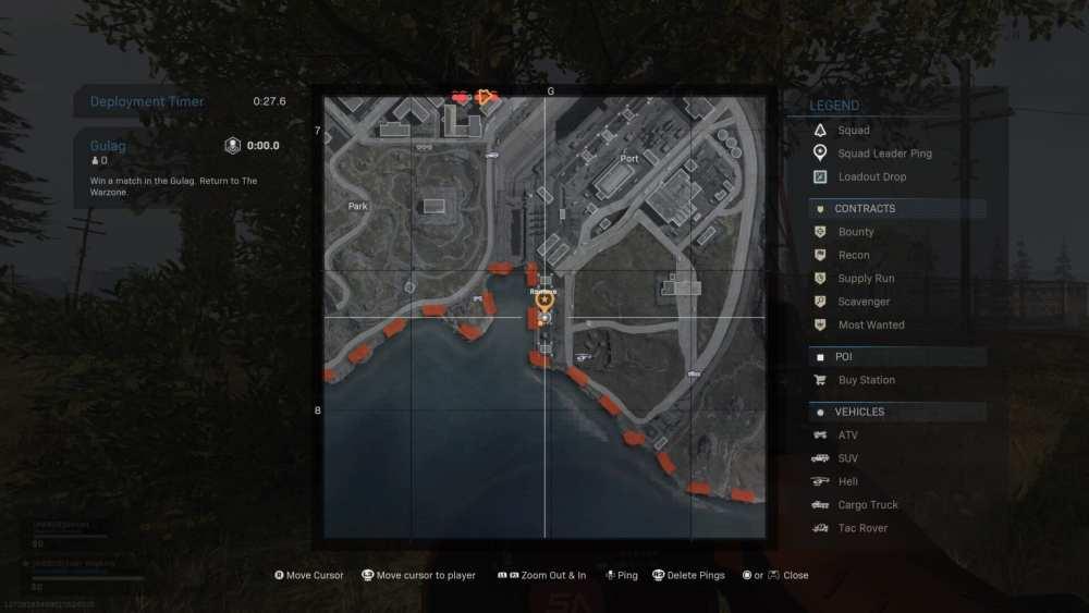 warzone, hidden cargo intel