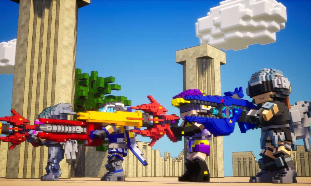 Earth Defense Force: World Brothers for PS4 & Nintendo Switch Gets Gameplay Trailer All About Teams
